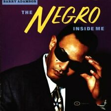 Barry Adamson Negro inside me  [CD]