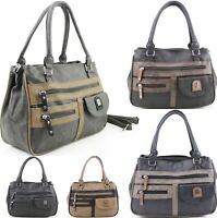 Women Leather Shoulder Bag Crossbody Handbag Purse Ladies Tote Designer Bags