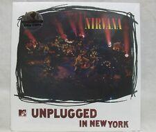 "2017 NEW Nirvana ""Unplugged in New York"" LP 180-Gram Vinyl Record (Germany) M/M"