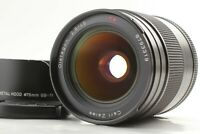 【NEAR MINT w/ Hood】 Contax Carl Zeiss Distagon T* 45mm f/2.8 Lens for 645 Japan