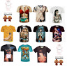New Hot Sexy Half Naked Blonde Girls Funny T-Shirt Men Women 3D Print S-7XL