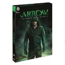 COFFRET DVD NEUF SERIE FANTASTIQUE ACTION : ARROW SAISON 3 - COMPLET - DC COMICS