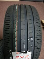 New AVON ZV7 225/55 ZR16 XL 99Y Car Tyres UHP A1 Premium 225 55 16 A+Grip