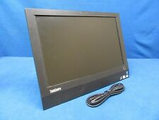 "Lenovo ThinkCentre A70z 19"" AIO Intel Pentium Dual-Core 3.00GHz 4GB RAM 80GB HDD"