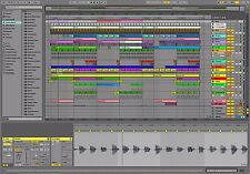 ableton live 9 suite with best of plugins, etc **Locals only***