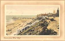 uk28829 cromer from west cliff uk