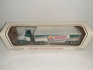 Racing Champions Florida Lottery Showvan LE 1/87 MISB FREE SHIPPING