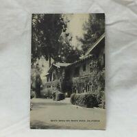 Vintage Postcard Santa Maria Inn California Scene 1935