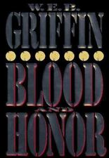 Blood and Honor, W.E.B. Griffin, Good Condition, Book