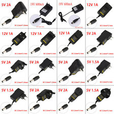 220V Power Adapter DC5V 9V 10V 12V 1A 1.5A 2A Charger Supply Universal Switching