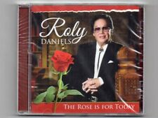 ROLY DANIELS - THE ROSE IS FOR TODAY - CD - Free 1st Class Post UK