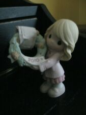 """Precious Moments Figurine """"My Hope is In You"""" Dated 2010 Nib Retail $35"""