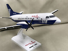 SAAB 340 aircraft airplane model 1/80 scale Polet Airlines by Skymarks (RARE)