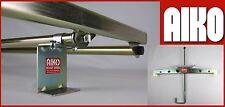 RC218 Mercedes Citan 2001-2012 roof rack bars + 1 pair of ladder clamps