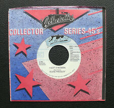 "7"" Elvis Presley - I Got A Woman  - USA Collectables 45"