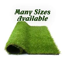Artificial Grass Turf Area Rug Realistic Fake Grass Synthetic Lawn Pet 4x6FT 3CM