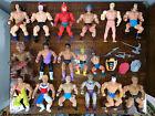 galaxy warrior motu ko knockoff action figure lot Wrestler Speclatron Shield Toy