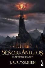 El Senor de los Anillos: El Retorno del Rey by J R R Tolkien (Paperback / softback, 2012)