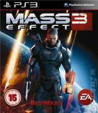 Mass Effect 3 (PS3) PEGI 18+ Adventure: Role Playing ***NEW*** Amazing Value