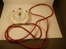 Vintage Leonidas Trackmaster Mechanical Stopwatch - Working