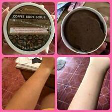 Best Paradise Coffee Body & Face Scrub Skin Reduce Cellulite & Acne No Chemical+