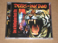 TYGERS OF PAN TANG - LIVE AT NOTTINGHAM ROCK CITY - CD COME NUOVO (MINT)
