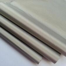 EMF Blocking & RF RFID Shielding Fabric Roll 1m*1.1m Conductive DIY For Wallet