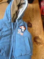 Disney At George First Size Baby Gilet