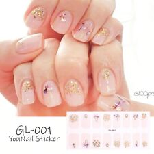 Fashionable Nail art Stickers manicure DIY nail polish strips for party décor