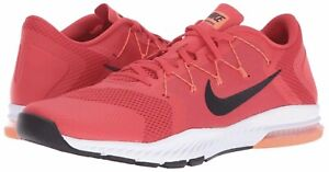 Men's Nike Zoom Train Complete Training Shoes, 882119 600 Sz 9.5 Action Red NIB