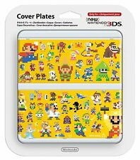NEW Nintendo 3DS Cover Plates Kisekae plate No.067 Super Mario Maker Japan F/S