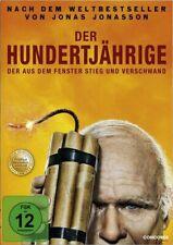 DVD Der Hundertjährige der aus dem Fenster stieg und verschwand / Felix Herngren