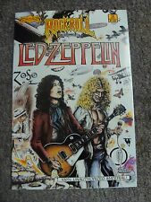 Rock 'N' Roll Comics #13 (1990) Led-Zeppelin * Revolutionary Comics *