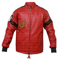 Smokey and the Bandit Stylish Burt Reynolds Vintage Leather Jacket - BEST SALE
