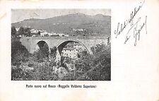 4415) PONTE NUOVO SUL RESCO (FIRENZE) REGGELLO VALDARNO SUPERIORE. VIAGGIATA.