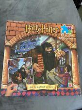 Harry Potter Diagon Alley Haggrid 260 Piece Family Magical Puzzle 2001 Mattel