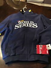 NEW AUTHENTIC 2008 WORLD SERIES MAJESTIC JACKET - X LARGE - Phillies  Champions