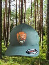 National Park Service Hat with National Park Service Woven Patch