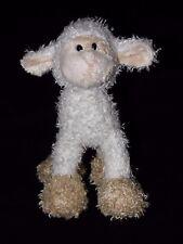 TY BAAABSY LAMB SOFT TOY WHITE SHEEP COMFORTER DOUDOU
