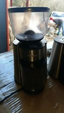 2 Mr. Coffee Espresso Automatic Burr Mill Grinder Stainless Model BVMC-BMH23