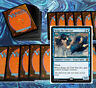 mtg BLUE FAVORABLE WINDS DECK Magic the Gathering rare 60 cards keiga kefnet