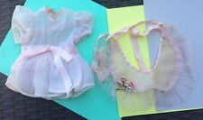 1950's Terri lee doll Roller Skating Dress and Hat Tagged