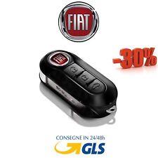 Chiave Telecomando Guscio FIAT 500 L PUNTO EVO PANDA LANCIA MUSA YPSILON + logof