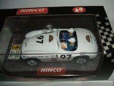 1997 Lted.ed Mb Elektrisches Spielzeug Ninco 50136 Slot Auto Ferrari 166 Mm R.a.c.c