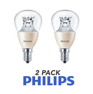 Philips MASTER LED 4W - 25W Dimmable E14 SES 2700K Warm White