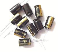 1UF 100V 85c BC Components High Quality  037 01 Radial size 5mmx11mm  x20pcs