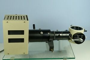 Olympus BH-2 RFL Reflected Light Fluorescence Attachment for a Microscope
