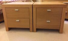 NEXT Bedside Tables & Cabinets with 2 Drawers