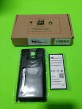 Mugen Power Extended Life Battery 6640mAh&Door For Samsung Galaxy Note 4 IV N910