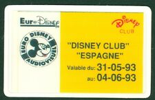 PASSEPORT DISNEY BADGE  ETAT BON ETAT  N° 55 COLLECTION